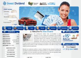 investdividend.com