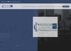 investigationcounsel.com