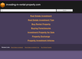 investing-in-rental-property.com