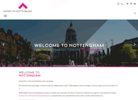 investinnottingham.com