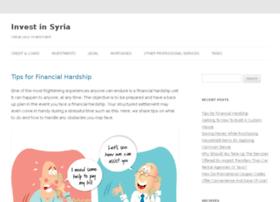 investinsyria.org