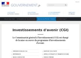 investissement-avenir.gouvernement.fr