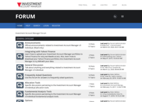 investmentaccountmanagerforum.com