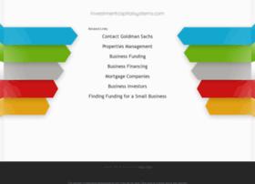 investmentcapitalsystems.com