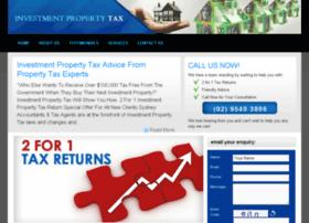 investmentpropertytax.org