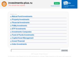 investments-plus.ru
