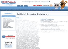 investor-relations.petmeds.com