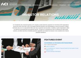 investor.aciworldwide.com