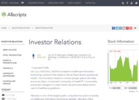 investor.allscripts.com
