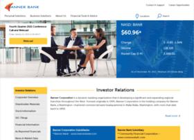 investor.bannerbank.com