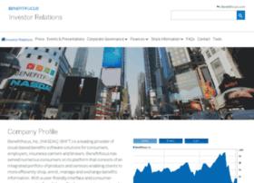 investor.benefitfocus.com