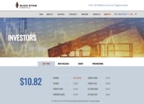 investor.blackstoneminerals.com