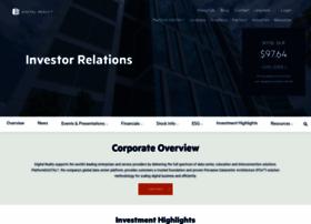 investor.digitalrealty.com