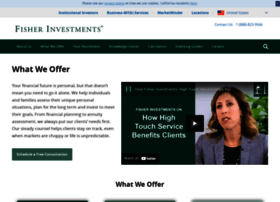 investor.fisherinvestments.com