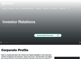 investor.franksinternational.com