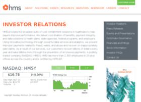 investor.hms.com