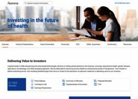 investor.illumina.com