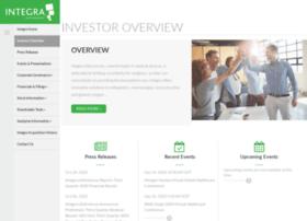investor.integralife.com
