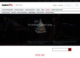 investor.key.com