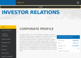 investor.landstar.com