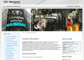 investor.newport.com