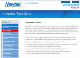 investor.newtekbusinessservices.com