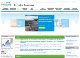 investor.nexteraenergy.com