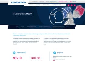 investor.regeneron.com