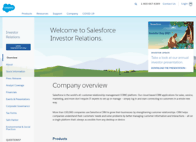 investor.salesforce.com