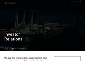 investor.sands.com