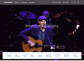 investor.siriusxm.com