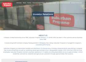investor.suburbanpropane.com