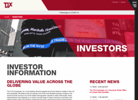 investor.tjx.com