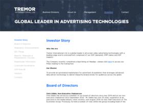 investor.tremorvideo.com