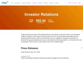 investor.trinet.com