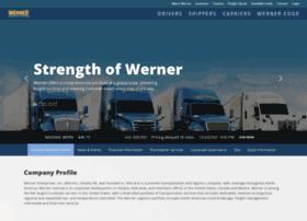 investor.werner.com