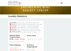 investors.aduro.com