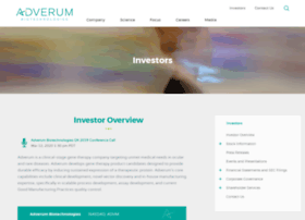 investors.adverum.com