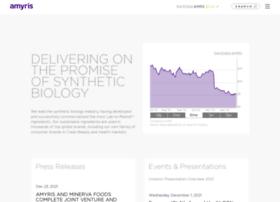 investors.amyris.com