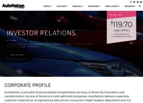 investors.autonation.com