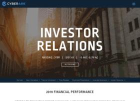 investors.cyberark.com