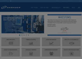 investors.danaher.com