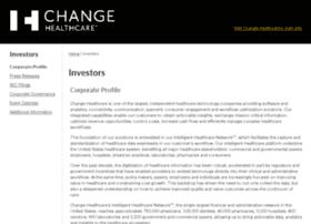 investors.emdeon.com