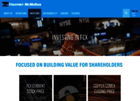 investors.fcx.com