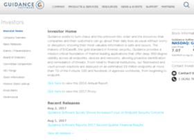 investors.guidancesoftware.com