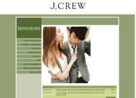 investors.jcrew.com