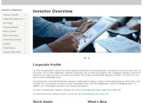 investors.la-z-boy.com