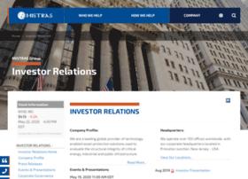 investors.mistrasgroup.com