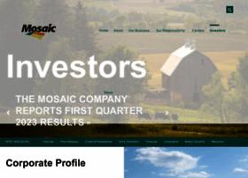 investors.mosaicco.com