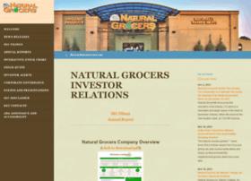 investors.naturalgrocers.com